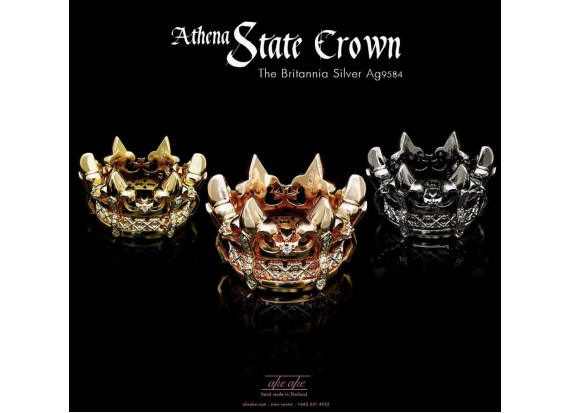 7th Year of ake ake, Introducing the Athena's State Crown Ring.