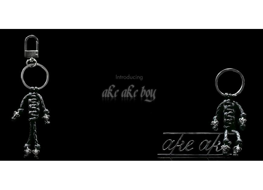 'ake ake Boy' Keychain