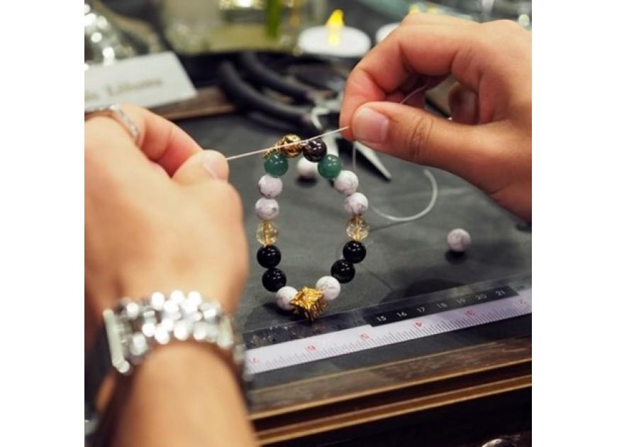 The Prayer Stone Bracelet Series
