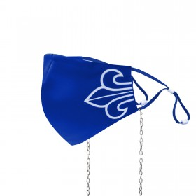 The Fierce Mask - Royal Blue Edition -