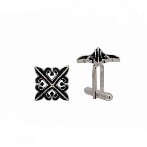The Deadly Weapons Spikes Cufflinks