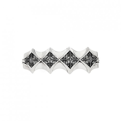 The Deadly Weapons Spikes Knuckle