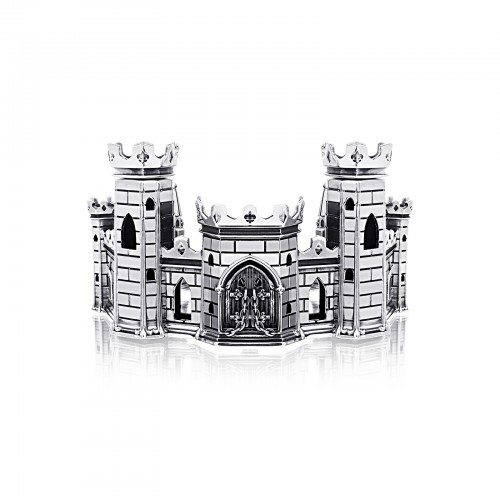 The Conqueror's Castle Bangle GM