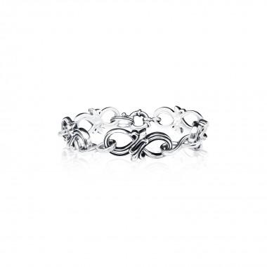 The Amaranthine Chain Bracelet - Oversized