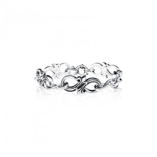 The Amaranthine Chain Bracelet - Oversized -