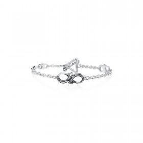 The Amaranthine Chain Bracelet