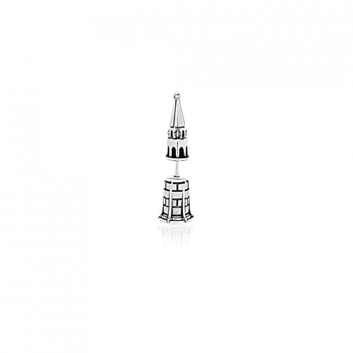 The Bell Tower Stud Earring
