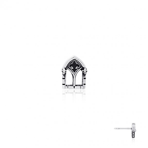 The Conqueror's Arch Stud Earring