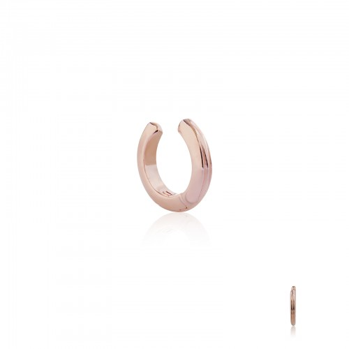 "Basic A La Carte Huggie ""Cuff"" - MM - Pure Pink"