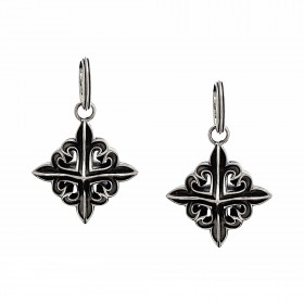 The Deadly Weapons Spikes Pendant -