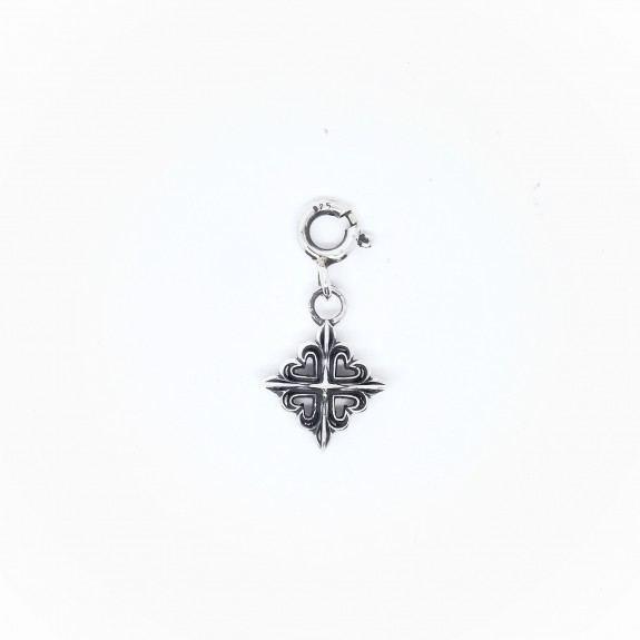 Deadly Cross Charm