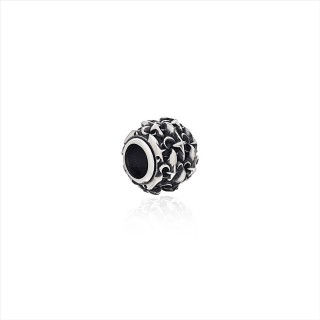 Multi Fierce-de-lis Ball Bead