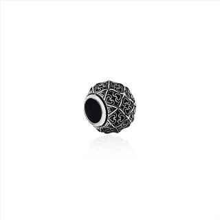 Multi Deadly Cross Ball Bead -
