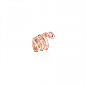 The Gorgon Serpent Bead - Pure Pink