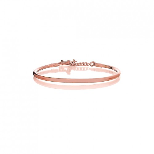 Prayer Bangle - Pure Pink