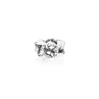 The Chaine de Lis Ring Bead -