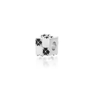 The Rituals Cross Dice Bead
