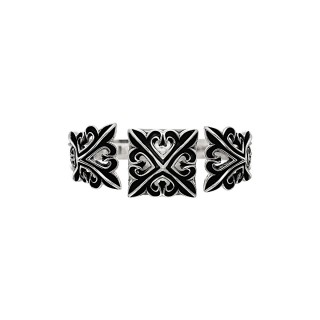 The Deadly Weapons Detachable Spikes Ring -
