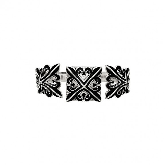 The Deadly Weapons Detachable Spikes Ring