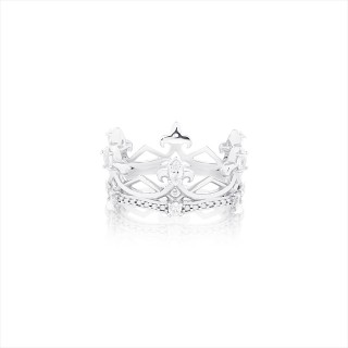 The Aphrodite Crown Ring