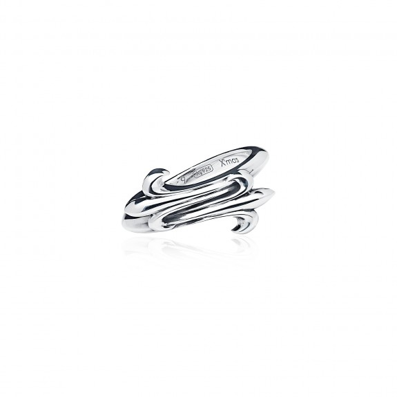 Prophecy Embrace ring