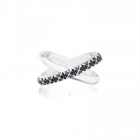 The Rituals Cross Twist ring