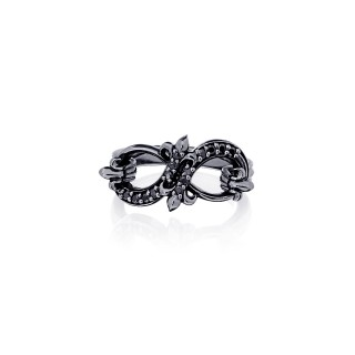 The InFiercenity ring Xtreme - Black
