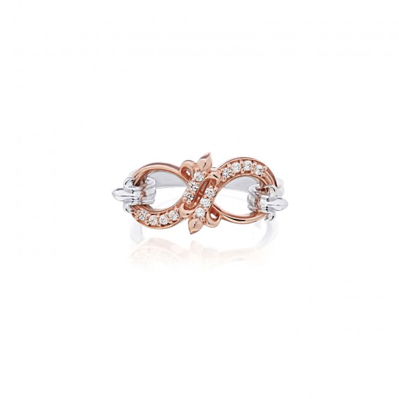 The InFiercenity ring Xtreme - Pure Pink
