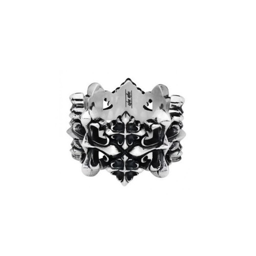 The Rituals Cross Oversized Ring 2.0