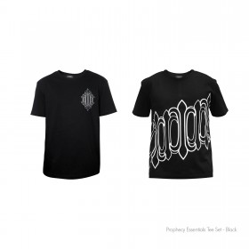 Prophecy Essentials Tee Set  Black -  Online Exclusive