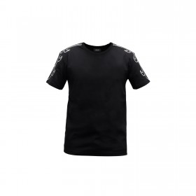 Prophecy Sleeve Tee - Black