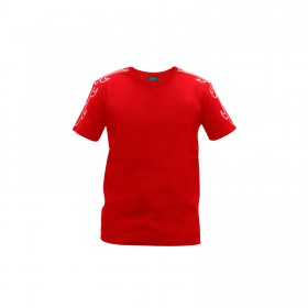 Prophecy Sleeve Tee - Red
