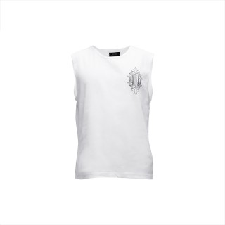 Prophecy Tree Tank Top - White (Discount 30% From 2900 Baht)