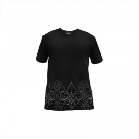 The Royal Guardians Tee - Black  (Discount 30% From 3500 Baht )