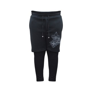Trio Motifs Jogger with Legging (Discount 30% From 3500 Baht )