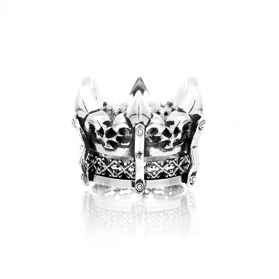 The Athena's Crown Ring