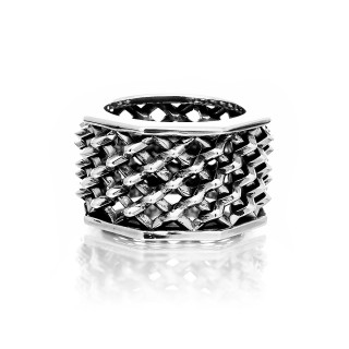 The Holy Grille Ring -