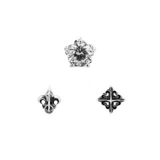 The Trinity Earrings Set - Athena