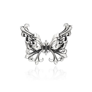 The Fierce Butterfly Belt Buckle - for 32mm Belt