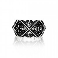 The Deadly Multi-Spikes Ring