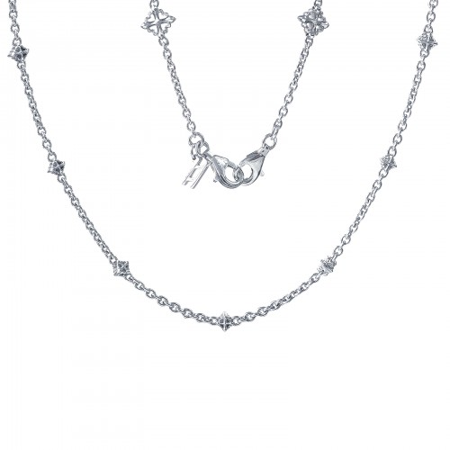 The Multi Cross Necklace / Mask Chain